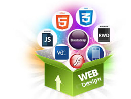web design, web creative services