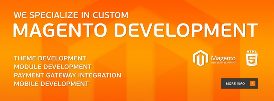 Magento services in India